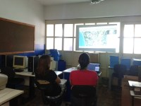 Professoras participam de web conferência com assessor do Sistema Positivo